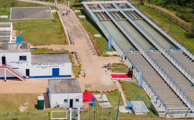 Siaya Bondo Water Supply and Sanitation Project