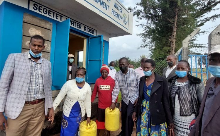Segetet Borehole Water Supply Project