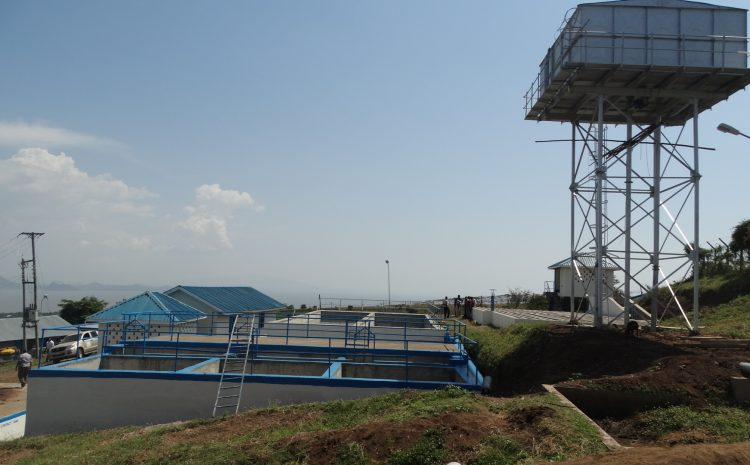 Isibania Water Supply Project Complete and Operational